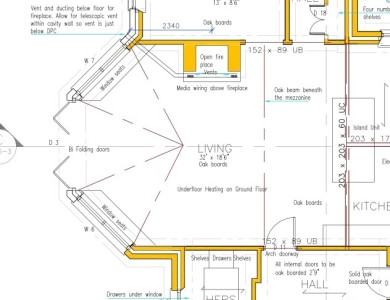 Isokern Firechest CAD